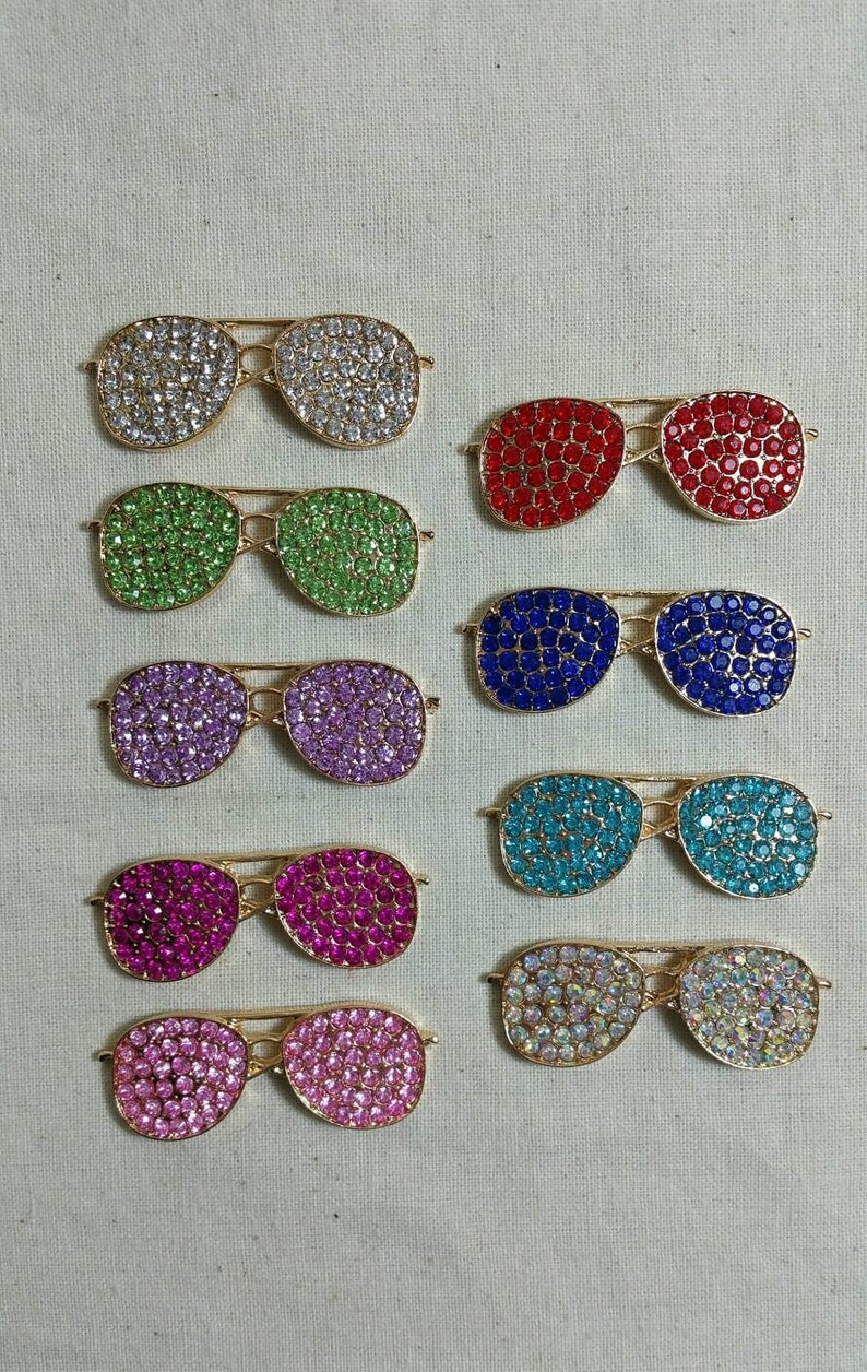 Alloy embellishments charm rhinestone LIPTICK MAKE UP or 10Pcs mixed U CHOOSE