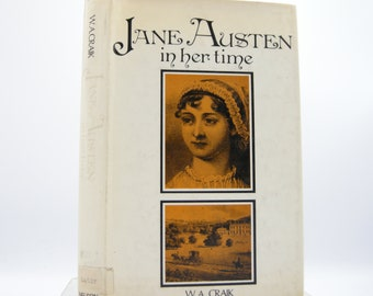 Jane Austen in Her Time by W. A. Craik (Vintage, History)
