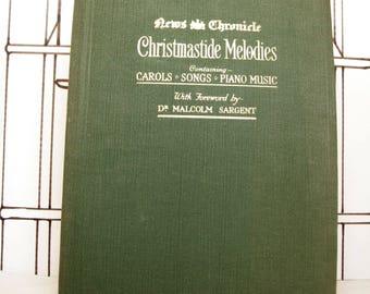 Christmastide Melodies: Carols, Songs, Piano Music (Vintage)