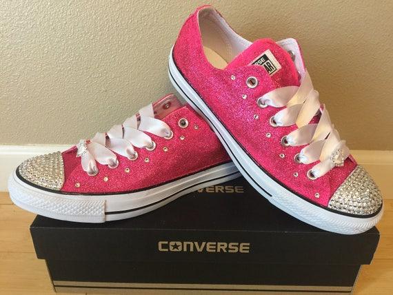 Glitter Bling Converse  ad31d0bb1