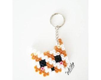 Kawai Kitty Charm-Pendant & application-handmade-iron beads