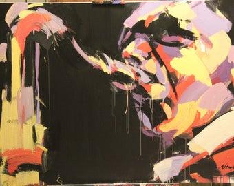 Virginijus Viningas Acrylics on canvas