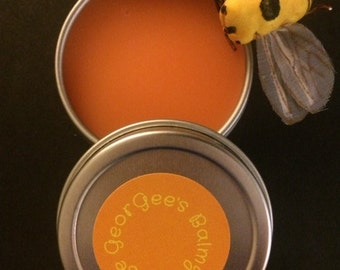 Lip Balm - GeorGee's Balmy Orange 0.5oz