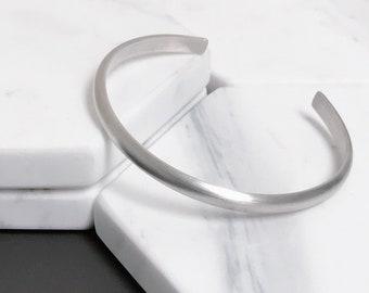 Pillow Cuff Bracelet - Wide