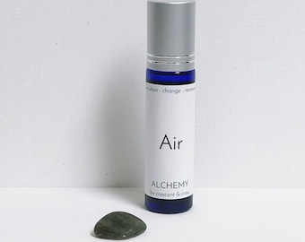 Air Element Roll-on Oil with Labradorite Stone
