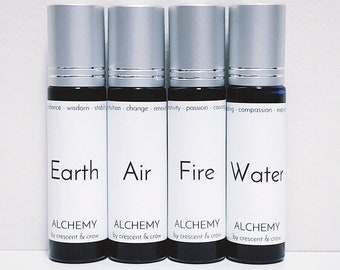 The Elements - Aromatherapy Set