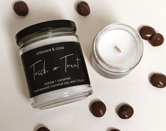 Trick or Treat - Fall Candle Collection
