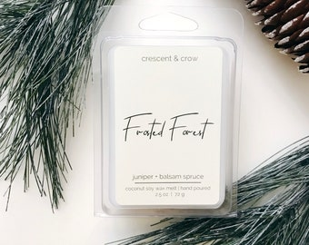 Frosted Forest - Coconut Soy Wax Melts