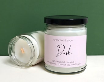 Dusk - Coconut Soy Candle