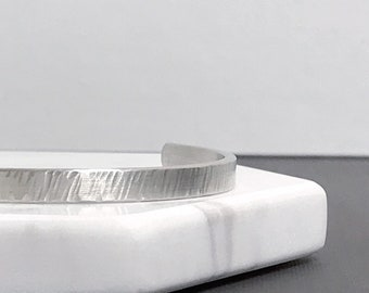 Ripple Cuff Bracelet - Wide