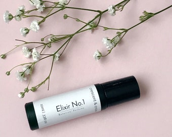 Elixir No.1 Botanical Perfume Oil
