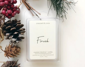 Fireside - Coconut Soy Wax Melts