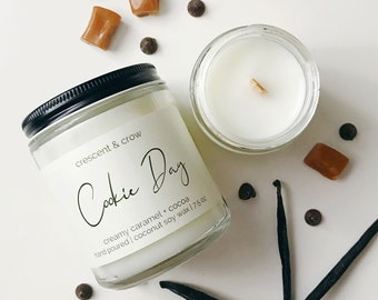 Cookie Day - Coconut Soy Candle