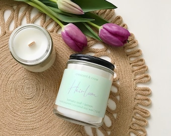 Heirloom - Coconut Soy Candle