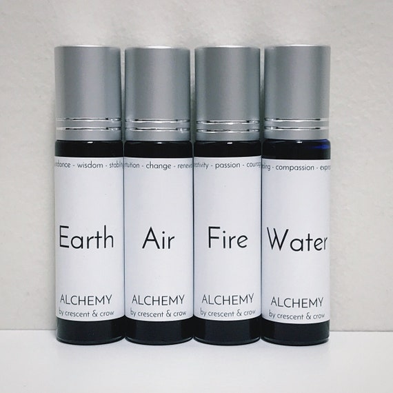 The Elements - Aromatherapy Oil Set