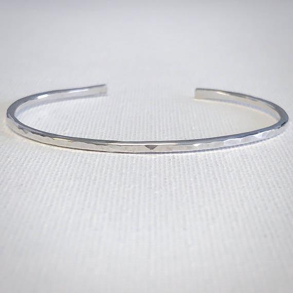 Texture Cuff Bracelet