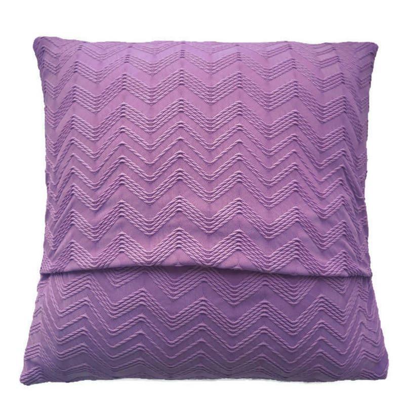 magenta cushion cover dorm decor Mauve textured  pillow cover girl/'s room