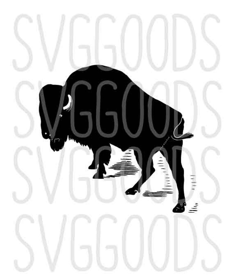 Bison Are Ready For Thanksgiving >> Buffalo Svg Buffalo Dxf Yak Svg Yak Dxf Bison Svg Bison Dxf Animal Svg Animal Dxf Cricut File Silhouette File Svg Dxf
