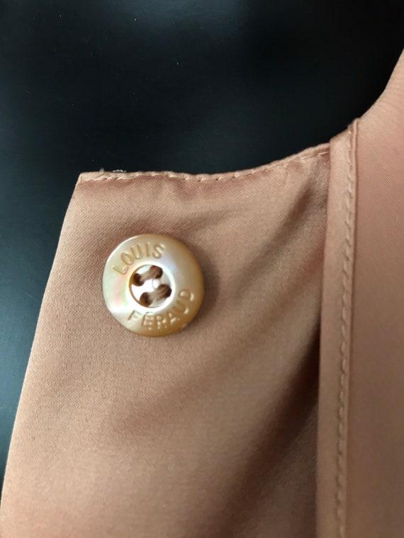 1980's vintage Louis Feraud blouse - image 9
