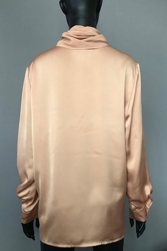 1980's vintage Louis Feraud blouse - image 2