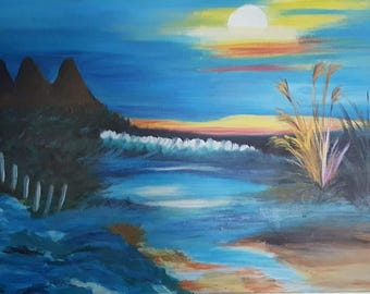 Acrylic Paintings to order
