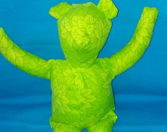 Green Leaf Teddy