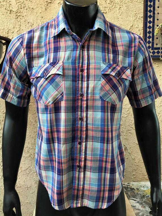 Tartan Love Mens Cotton Blend T-Shirt