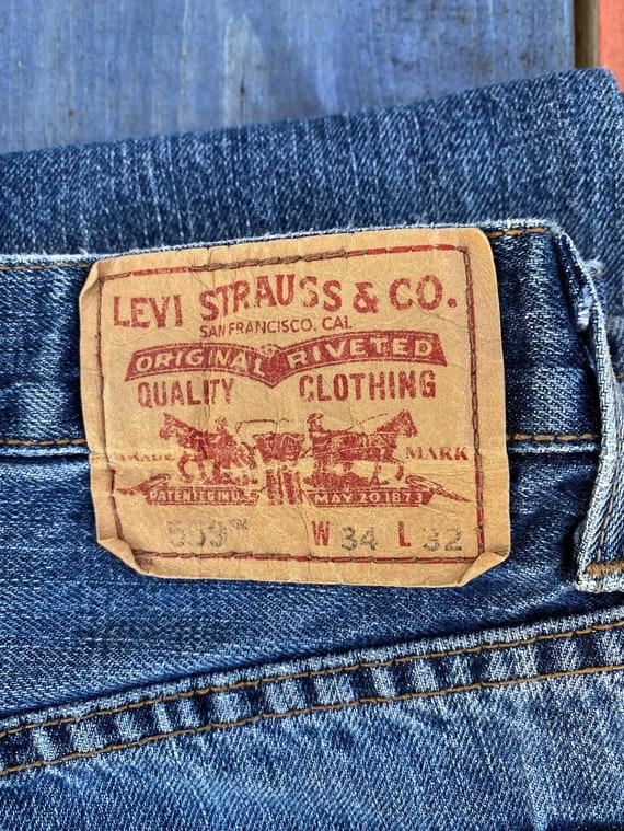 LEVI'S® MEN'S 559™ JEANS