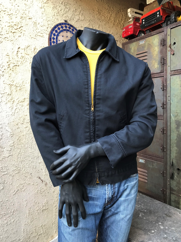 Dickies Coveralls Jacket Medium Size
