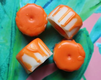Dreamsicle | Orange Creamsicle Scented Soy Wax Melts | The Waxy Bar