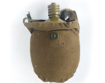 Soviet Army vintage VDV type Mess kit  Airborne FLASK Afghan war NO pouch!