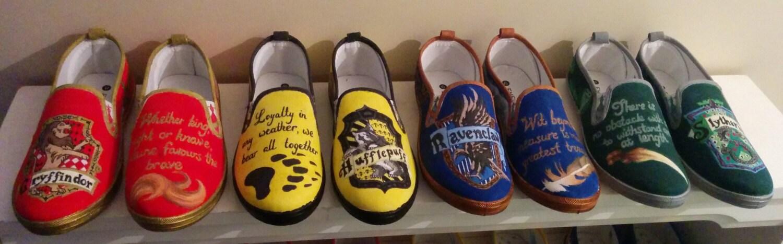 Harry Potter House House House Shoes: Men's 561d41