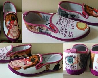 David Bowie Shoes: Women's