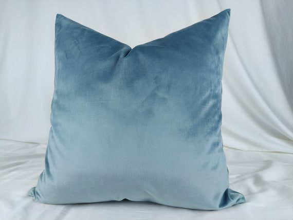 Washed Velvet Pillow Covers in 2020