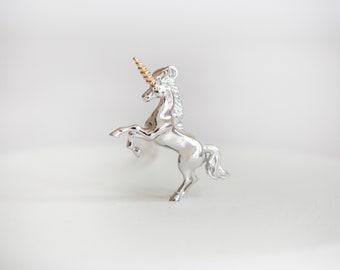 Artax * Unicorn Necklace * Sterling Silver * Unicorn Pendant * Unicorn Jewelry * Unicorn Gift * Fantasy * Mythology * Silver Unicorn *