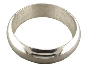Personalised Bangle * Sterling Silver * Woman Jewelry * Chunky Bracelet * Silver Bracelet * Women Bangle * Heavy Bracelet  *