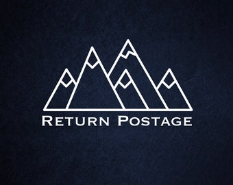 Return Postage