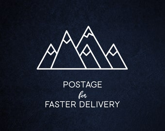 Postage for Faster Delivery Speed