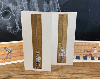 Pack of 4 'Putting into Practice' 'Make A Wish' 'One Step At A Time'