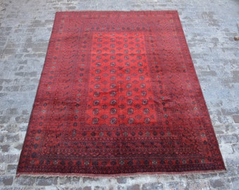 Turkish Rug 8x10 Etsy