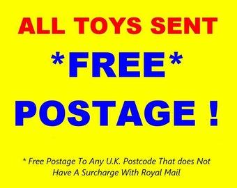 Free Postage !