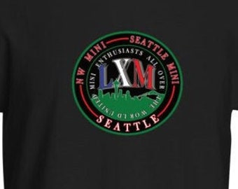 T-shirt- LXM Seattle t-shirt