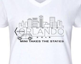 MTTS 2018....Orlando to Keystone  t-shirt