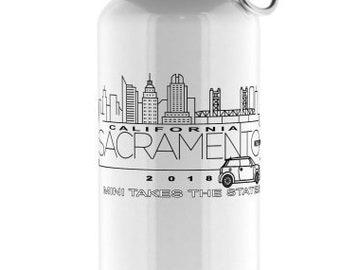 MTTS Sacramento to Keystone Water Bottles