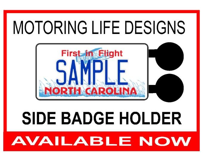 NOT NORMAL Side Badge Holder