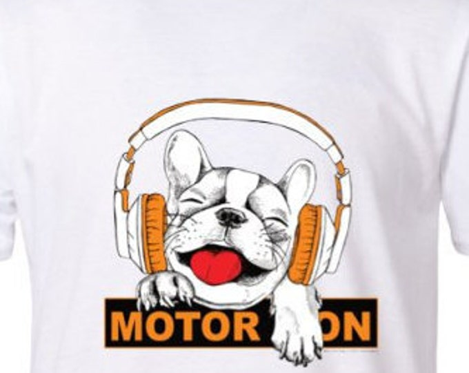 MOTOR ON - ROCK On t-shirt