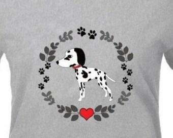 Dalmatian Life Women's t-shirt