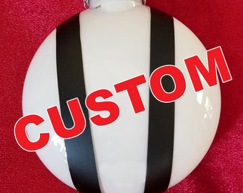 Bonnet ornament- CUSTOM