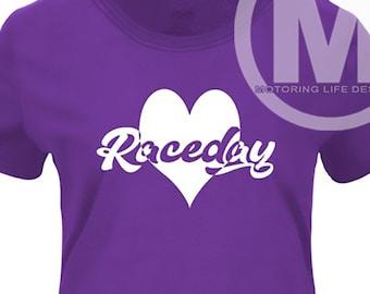 Raceday t-shirt