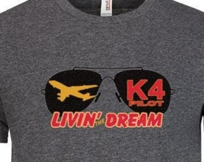 K4 Livin' The Dream Premium t-shirt